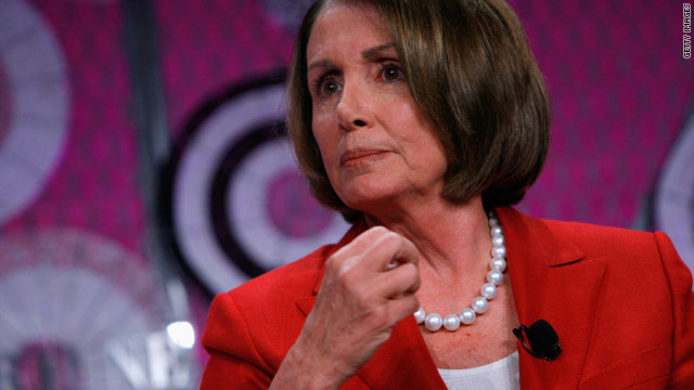 House Speaker Nancy Pelosi attended the Fortune Most Powerful Women summit in Washington in early October.