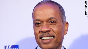 Juan Williams was fired by NPR for comments he made about Muslims.