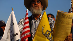The Tea Party: A timeline of the movement