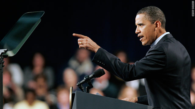 President Obama may face an unlikely challenger in 2012.