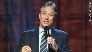 Stewart has many Americans' attention, and that's just one reason why a sitting president would appear on his show.