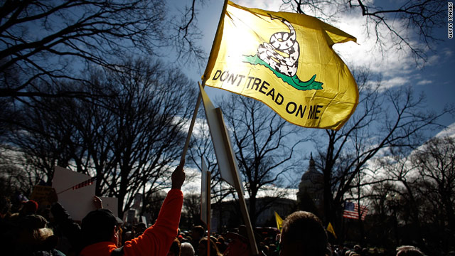 The true test of the Tea Party movement's impact will come on Election Day.