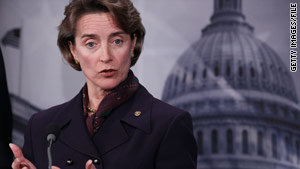 Sen. Blanche Lincoln, D-Arkansas, touts her independence, but she trails her GOP opponent in polling.