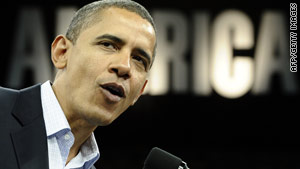 """There is no doubt that this is a difficult election,"" President Obama said Sunday."
