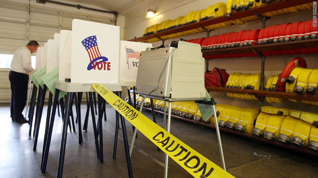 There are 160 ballot measures going before voters in 37 states on Tuesday.
