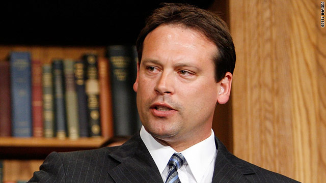 Rep. Heath Shuler, D-North Carolina, is a former NFL quarterback.
