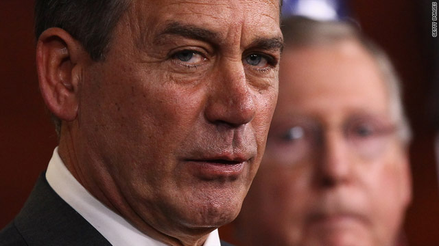 With a landslide GOP victory in House, Rep. John Boehner is poised to be next House speaker.