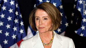 California Democrat Rep. Nancy Pelosi wants to continue to lead her party's members in the House.