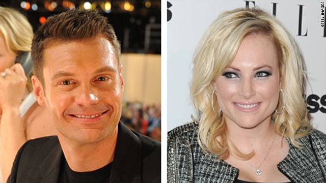 Meghan McCain recently criticized President Obama for going on Ryan Seacrest's radio show.