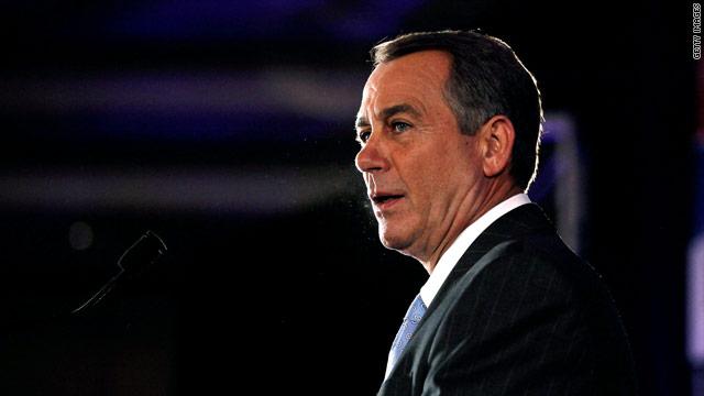 Boehner: Tea party and GOP aren't that different