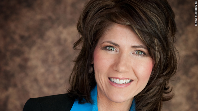 Republican Kristi Noem defeated a Democratic incumbent last week in the race for South Dakota's only congressional seat.