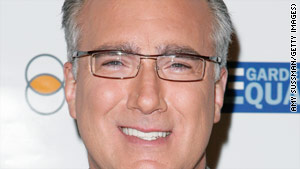 Keith Olbermann's show, &quot;Countdown,&quot; is one of the highest-rated shows on MSNBC.