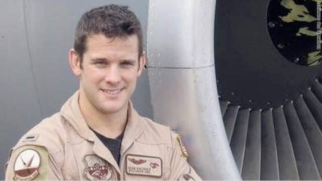 Adam Kinzinger isn't just an incoming freshman Republican in the House. He's also a decorated military man.