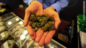 Arizona joins 14 other states that permit medical marijuana.  The store in the photo is in California.