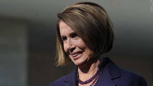 House Speaker Nancy Pelosi is used to flying in military planes, but that's about to change.