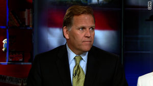 Rep. Mike Rogers, R-Michigan, has been a vocal critic of the Obama administration's policies on terrorism.