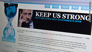 WikiLeaks says it has 250,000 classified diplomatic cables to release.