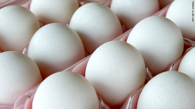 The salmonella outbreak that occurred over the summer resulted in the recall of more than 500 million eggs.