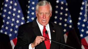 House Majority Leader Steny Hoyer asked that the action be taken to keep government running.