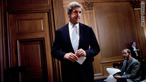 Sen. John Kerry says the Senate is prepared to vote on the new START treaty.