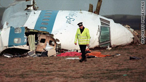 Pan Am Flight 103 exploded over Lockerbie, Scotland, on December 21, 1988.