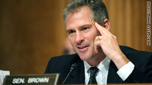 Sen. Scott Brown of Massachusetts is among the Republicans expected to vote for START.