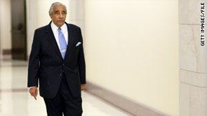 Rep. Charles Rangel was censured in early December for violating House rules.