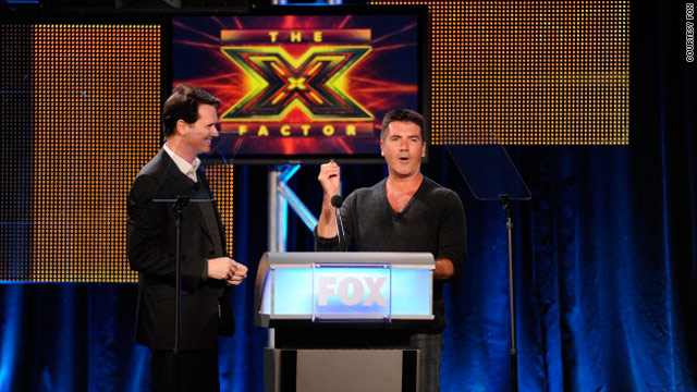"Fox is poised to take an even bigger slice of the ratings pie with ""The X Factor."""