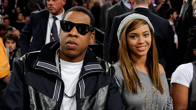 Jay-Z and Beyonce led Forbes list for top earning couples of the fiscal year at $122 million.