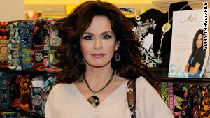 "Marie Osmond's Web site says her eight children are ""always her greatest treasures."""