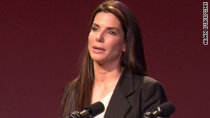 Oscar nominee Sandra Bullock could be the first person to win an Academy Award and Razzie the same year.