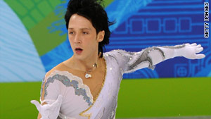 """GLAAD officials claim Johnny Weir was left off the Stars on Ice tour because he was deemed """"not family friendly."""""""