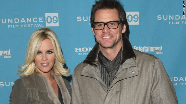 Jim Carrey and Jenny McCarthy broke the news of their split via Twitter.