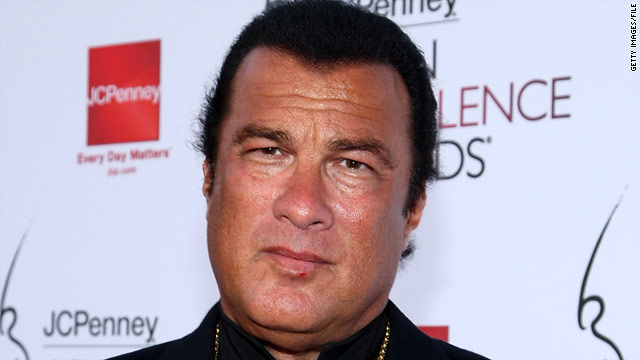 Steven Seagal's former assistant alleges that the actor-turned-reality TV star sexually assaulted her.