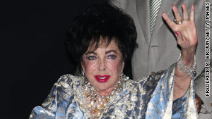 Elizabeth Taylor has used Twitter many times to dispel rumors about her reported on celebrity gossip websites.