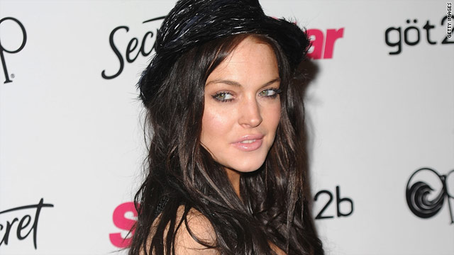 Lindsay Lohan tweeted Friday that her estranged father Michael Lohan entered her California home accompanied by police.