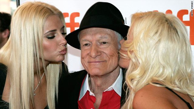 Hugh Hefner donated $900,000 to help protect the 138 acres behind the world-famous Hollywood sign.