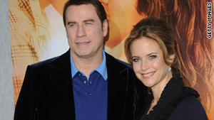 John Travolta and Kelly Preston have a 10-year-old daughter, Ella. Their son, Jett Travolta, died last year.