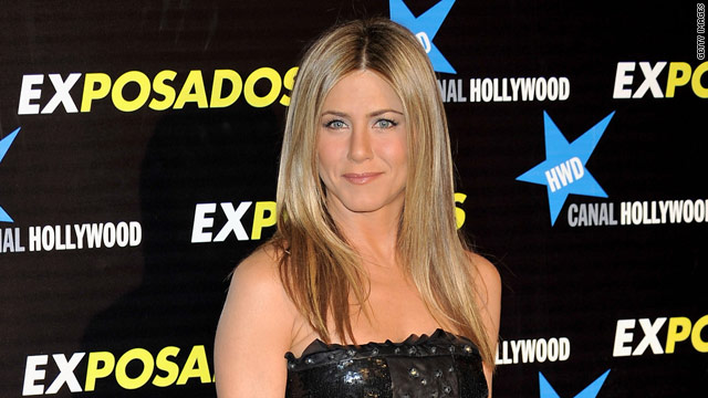 """Jennifer Aniston teamed up with Smart Water, whose new ad calls the water Aniston's """"workout partner."""""""