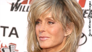 Farrah Fawcett's death on June 25, 2009, was overshawdowed by Michael Jackson's death later that day.