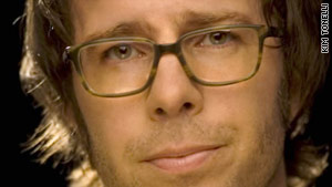"""When I write a lyric, it's usually something that I feel like I could speak,"" says Ben Folds."