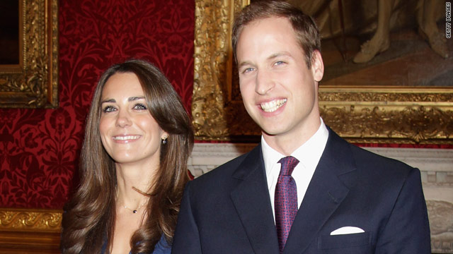 The engagement of Kate Middleton and Prince William is just one of the many British things over which Americans are obsessed.