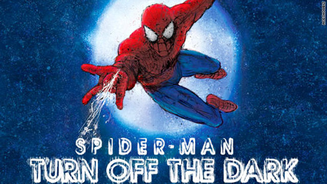 """""""Spider-man: Turn Off the Dark"""" had its first public preview Sunday, and by most accounts, it was a dud."""