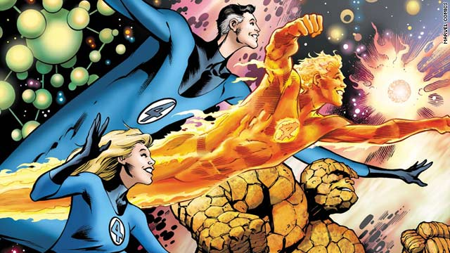 "Comic book fans get ready to say goodbye for real to one of the ""Fantastic Four."""