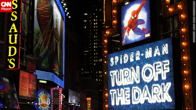 "The Broadway musical ""Spider-Man: Turn Off the Dark"" has been beset by cast injuries and technical problems."