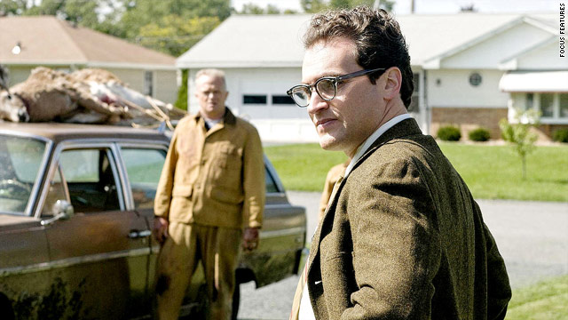 "The Coen brothers' ""A Serious Man"" topped Tom Charity's list of 2009's best films."