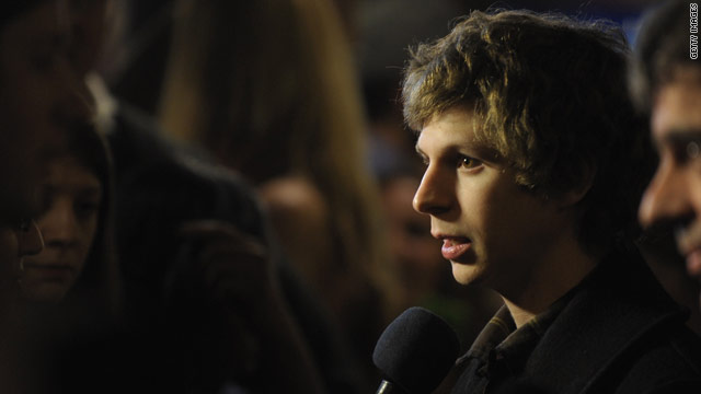 "Michael Cera has starred in ""Juno,"" ""Superbad"" and ""Nick and Norah's Infinite Playlist."""