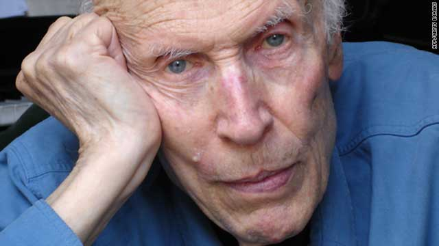 Film critic and director Eric Rohmer in 2007.