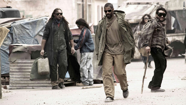 "Denzel Washington is a loner on a mission in ""The Book of Eli."""