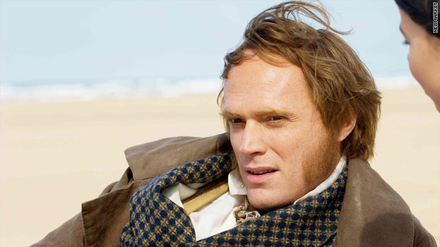 "Paul Bettany stars as Charles Darwin in ""Creation."""